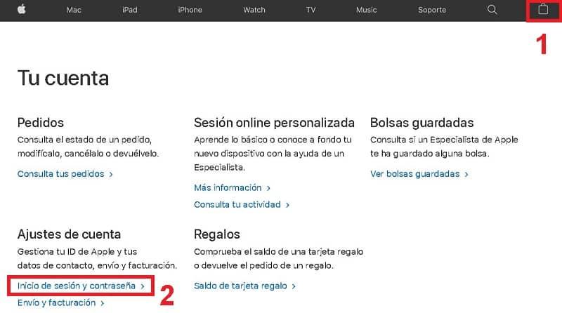 Crear una cuenta de iTunes Gratis